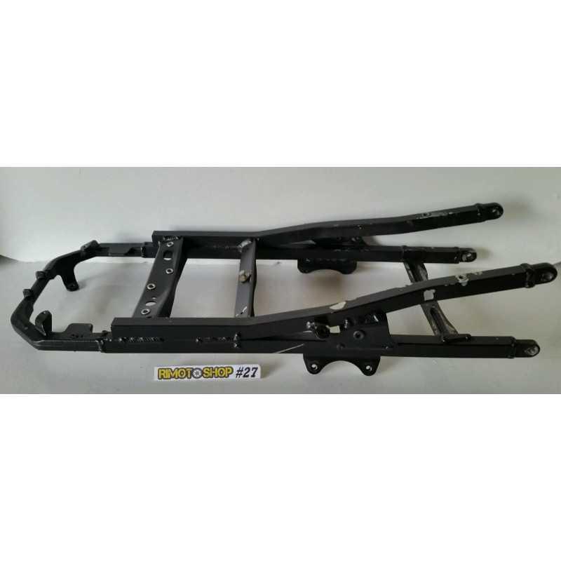 04 05 kawasaki ninja zx10r telaio Telaietto posteriore-AL5-4812.7U-Kawasaki