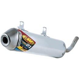 Silenziatore alluminio HUSQVARNA TE 150 17-18 Powercore