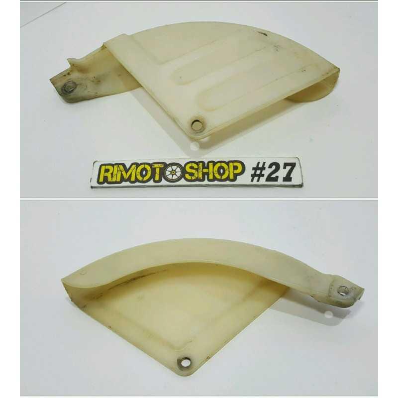 2001 08 SUZUKI RM125 protezione disco freno Disc brake