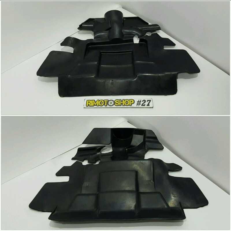 04 07 YAMAHA FZ6 plastica copertura motore-AL6-5510.8N-Yamaha