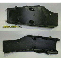 04 11 YAMAHA DT50 plastica sotto codone Plastic under