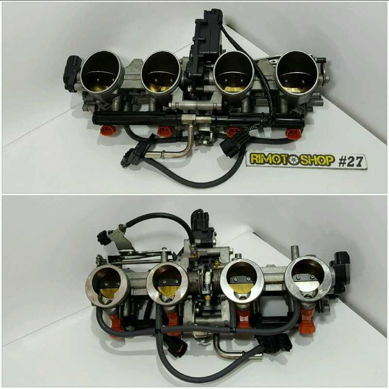 07 09 KAWASAKI Z1000 corpo farfallato-AL6-3806.9X-Kawasaki