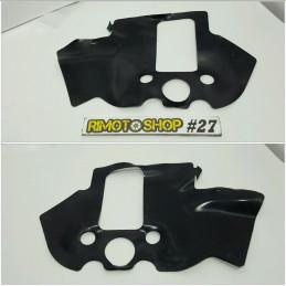 11 16 KAWASAKI ER-6N plastica copertura cilindro