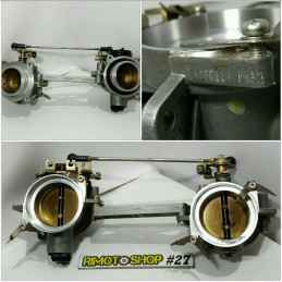 DUCATI 749 corpi farfallati throttle bodies