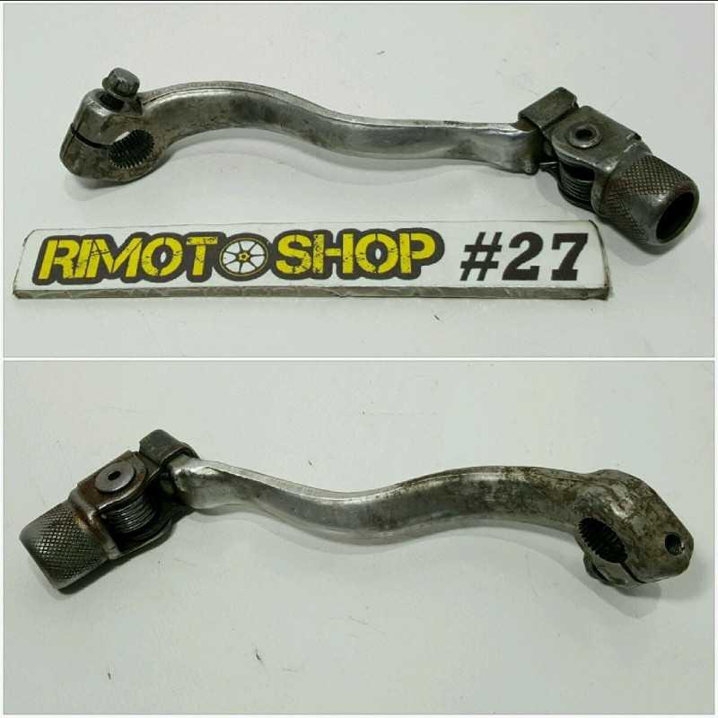 04 09 HONDA CRF250R leva cambio gear lever-AL7-2492.5K-Honda