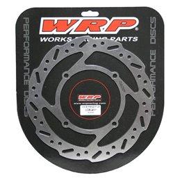 Disco freno WRP Suzuki RMZ 450 05-17 anteriore-WRP.SZ37-25-