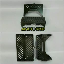 04 05 KAWASAKI ZX10R supporto centralina box ECU