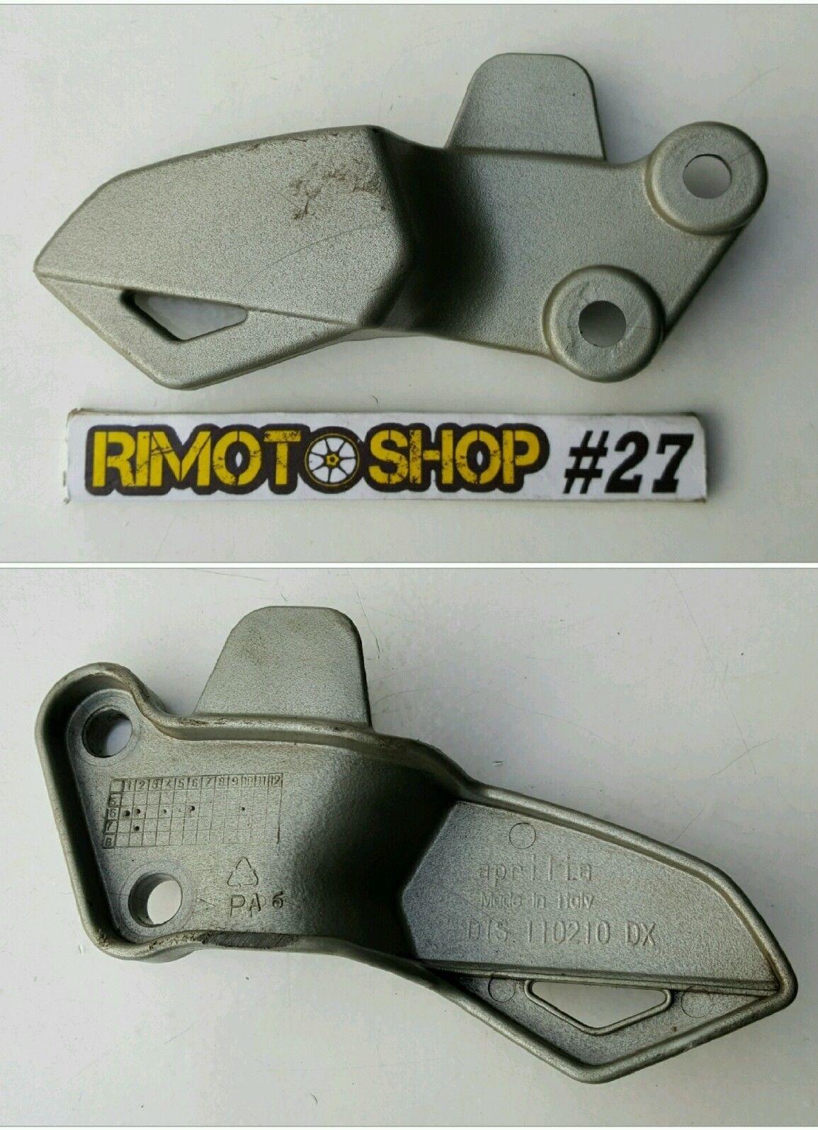 2006 2010 Aprilia Rs125 Paratacco Destro Right Heel Shiver Fuse Box