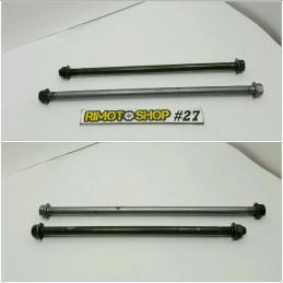 04 07 YAMAHA FZ6 x2 perni supporto motore-AL1-5646.7R-Yamaha