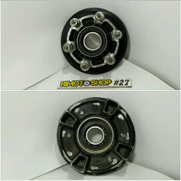 2007 2009 KAWASAKI Z1000 crown support
