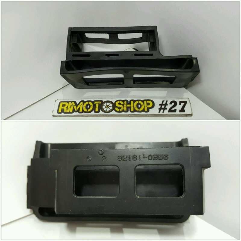 07 09 KAWASAKI Z1000 plastica centralina-AL8-3474.3S-Kawasaki