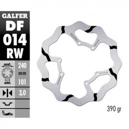 Disco freno Galfer Race Honda CRF 450 X 05-16