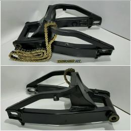 04 05 SUZUKI GSXR600 forcellone posteriore-AL2-3548.9N-Suzuki