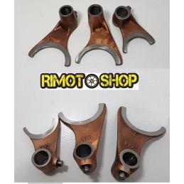ROTAX123 APRILIA RX125 forchette cambio