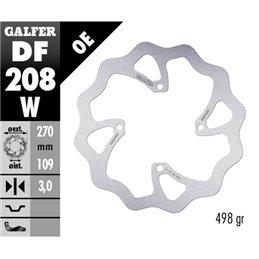 Disco freno Galfer Wave Kawasaki KX 450 F 15-19