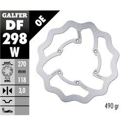 Disco freno Galfer Wave Yamaha YZ 450 F 16-19 anteriore-DF298W-