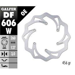 Disco freno Galfer Wave KTM 500 EXC-F 12-19