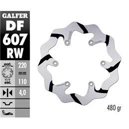 Disco freno Galfer Race Husqvarna 250 FE 14-19