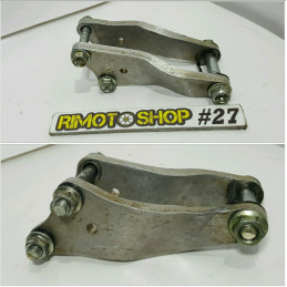 04 09 HONDA CRF 250R supporti motore engine mounts