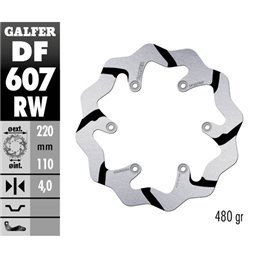 Disco freno Galfer Race KTM 350 EXC-F 12-19