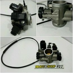 2011 2016 KTM DUKE 125 throttle body