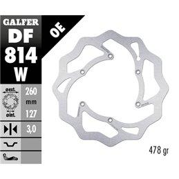 Disco freno Galfer Wave Beta RR 350 13-19