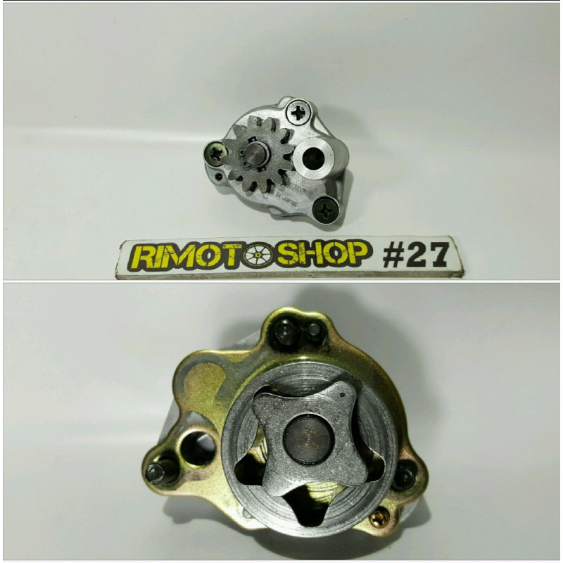 SUZUKI DRZ400 oil pump