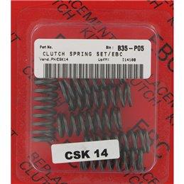 Molle frizione Yamaha YZ 125 02-04-CSK014-