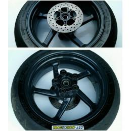 99 03 Aprilia RSV 1000 1000 Thunder circle rear