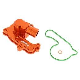 coperchio pompa acqua arancio KTm EXC 250 F
