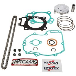 16-18 SUZUKI RMZ250 Piston replica-24122-KIT--VERTEX piston