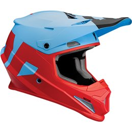 Helmet Thor off road level Sector S8 Matte-0110-5S8--THOR