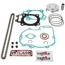 13-15 KTM SXF450 Pistone Pro Replica e guarnizioni-8001-VERTEX piston