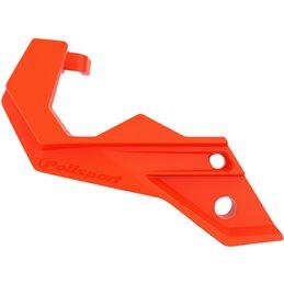 RiMoToShop|Lower fork guards KTM EXC/EXC-F/XC-W/XCF-W 03-15-Polisport