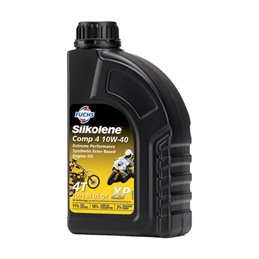 Oil engine motor Silkolene COMP 4 10W/40 - 1 lt