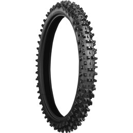 Rubber tire BRIDGESTONE BATTLECROSS X10 80/100-21 51M NHS TT