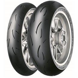 "Pneumatico gomma Anteriore GP RACER D212 TIRES DUNLOP 120/70 ZR 17"" (58W) TL-0301-0692-DUNLOP"