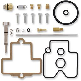 Kit revisione carburatore KAWASAKI KLX400R (non-CA models pumper carb) 04 Moose