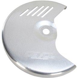 Protezione disco freno anteriore alluminio HUSQVARNA FC250/350