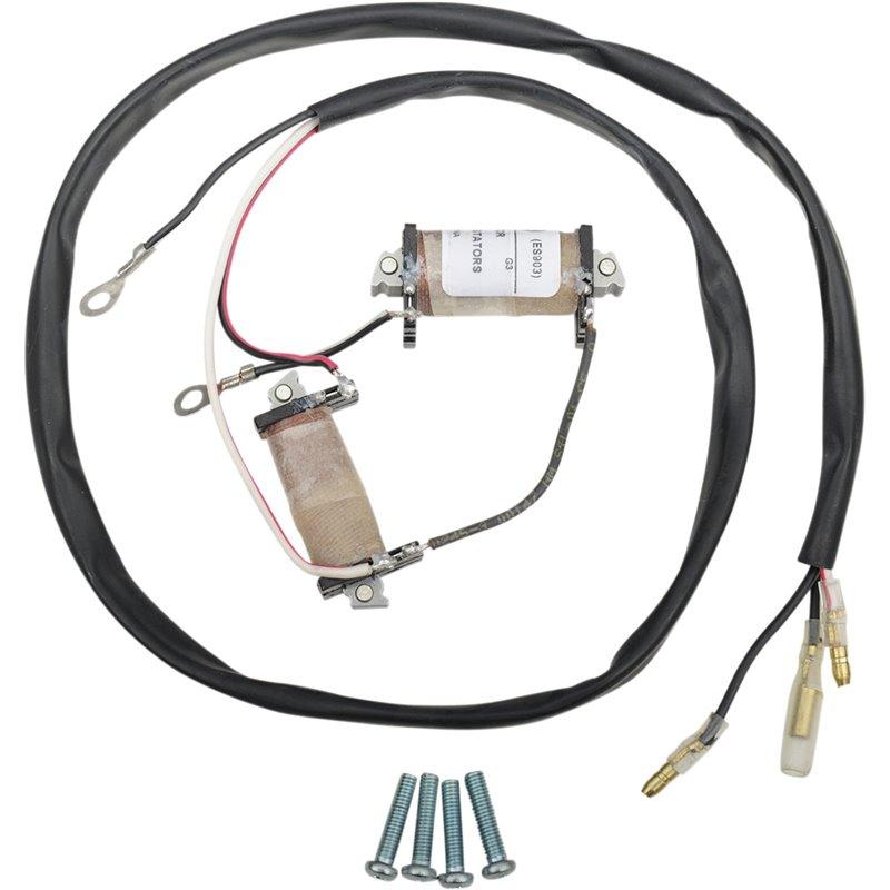 Statore accensione SUZUKI RM80 80-01-2112‑07652-Moose racing