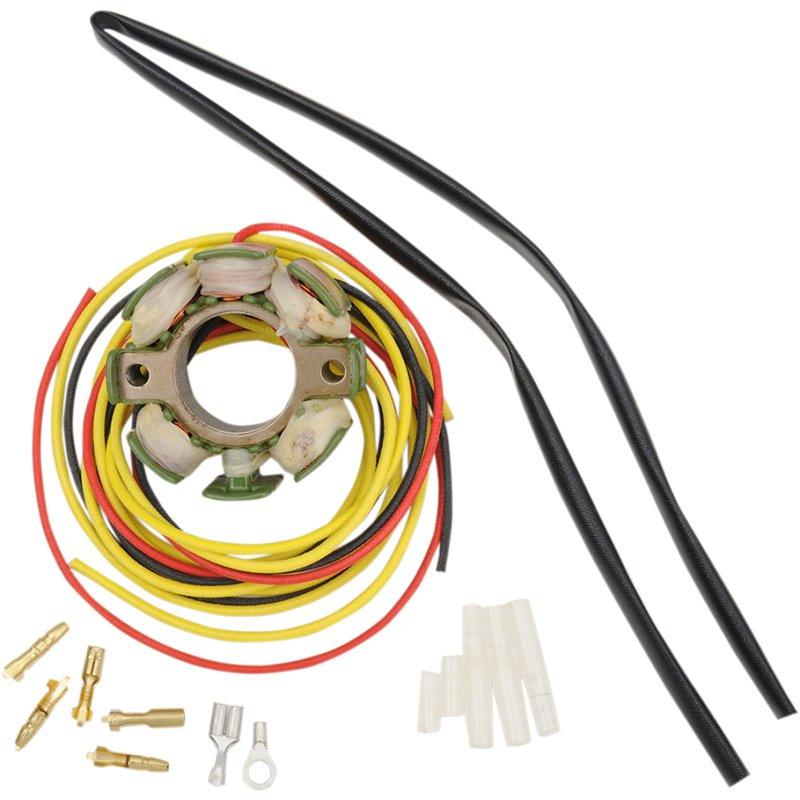 Statore KTM 200 EXC 98, 03-05-2112-09551,2,3-Rick's motorsport