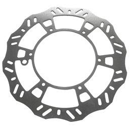 Disco freno acciaio posteriore KAWASAKI KX80 97-99-1711-1423-Moose