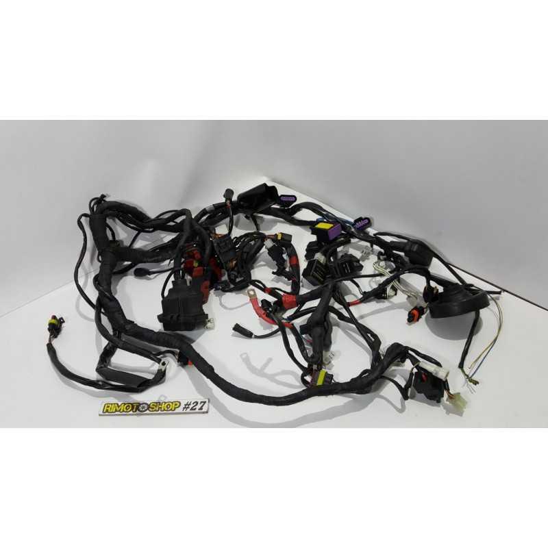 APRILIA DORSODURO 750 impianto elettrico-AL4-5291.6K-Aprilia