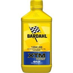 BARDAHL OLIO MOTORE 4T XTM SYNT 1L-058013B-Olio Bardahl