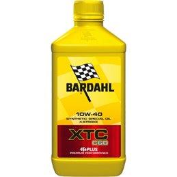 BARDAHL OLIO MOTORE 4T XT-C C60 OFF-ROAD 10W-40 1L
