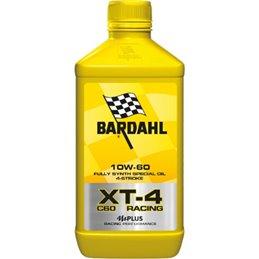BARDAHL OLIO MOTORE 4T XT-4 C60 RACING 1L