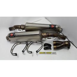 APRILIA DORSODURO 750 AJKO GARGOYLE exhausts