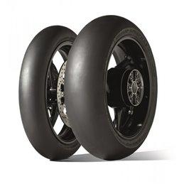 "Pneumatico gomma Posteriore GP RACER SLICK D212 DUNLOP 200/55 R 17"" M TL-0302-1152-DUNLOP"