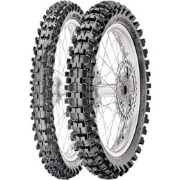Rubber tire PIRELLI MX MID SOFT 32 80/100-21 51M NHS TT