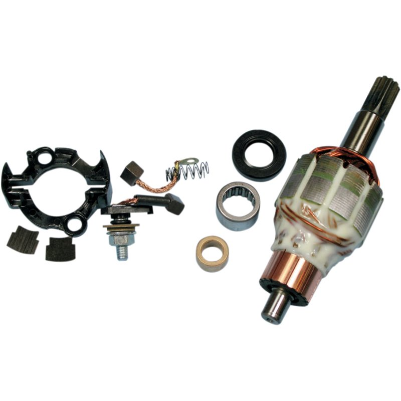 Spazzole motorino avviamento per KTM 300 EXC-EU 08-2110‑0418-Rick's